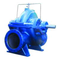 Upompe Axial Split Case Pump