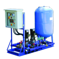 Upompe VSD Booster Pump System