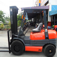 Used Forklift (6FD30 )