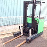 Used Forklift (7FBR15)