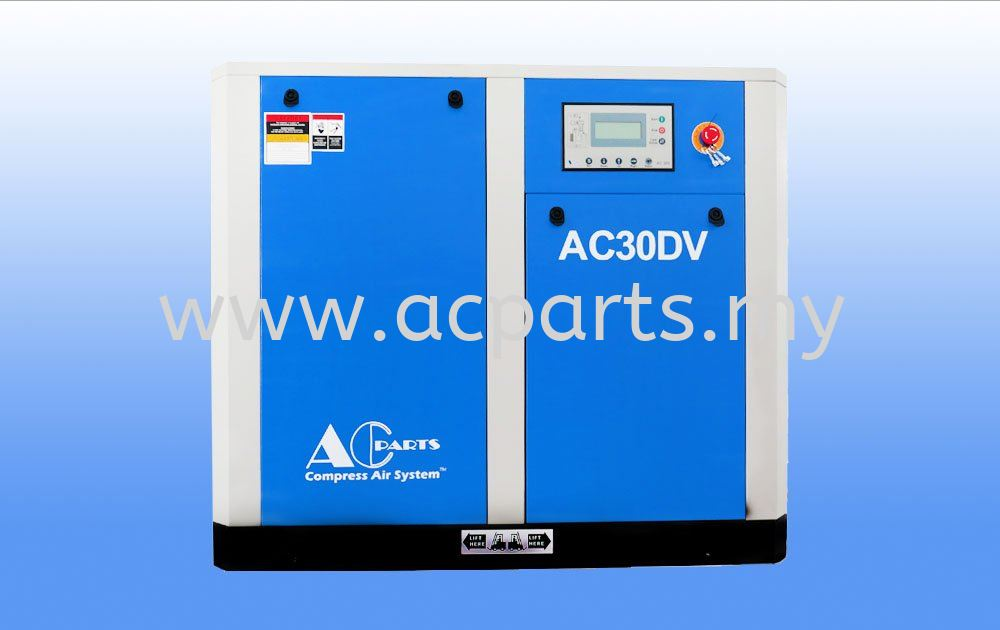 Variable Speed Driven Air Compressor (AC30DV)