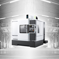 Vertical And Horizontal Machining Center