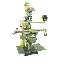 Vertical Milling Machine (2HP, 3HP, 5HP)