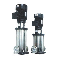 Vertical Multistage In-Line Pump