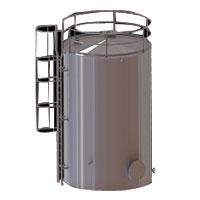 Vertical Storage Tank Design Service