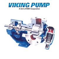 VIKING PUMP Internal Gear, Spur Gear And Sliding Vane Pump