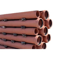 Vitrified Clay Pipes (VCP)