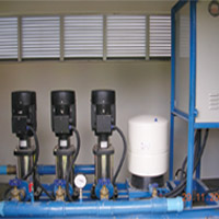 VLE Hydro-Pneumatic / VSD System
