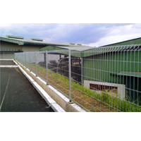 Warehouse Fencing