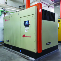 Water Cooled Oil Free Screw Compressor