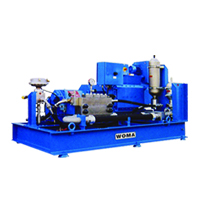 Water Jet Machine Rental