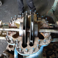 Water Pump Servicing