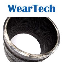 WEARTECH Resistant Metal Pipes