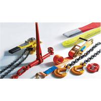 Webbing Slings, Cargo Lashing Belt, Chain Slings & Hook Eye