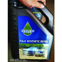 Weblube Fully Synthetic Ester 5W40
