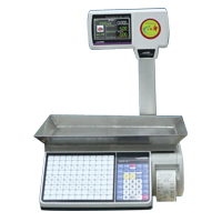 Weighing Receipt Scale