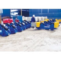 Welding Rotators For Rental / Lease