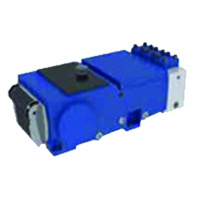 Wepuko Pahnke Pressure Plunger Pump DP 400 Series