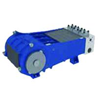 Wepuko Pahnke Pressure Plunger Pump DP 500 Series