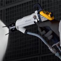 Wet Electrostatic Spray Gun - GM 5000 EA/EAC