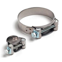 Wire Brand Super Clamp Galvanized Steel & Stainless Steel 304