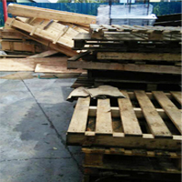 Wood Scrap Collection Service