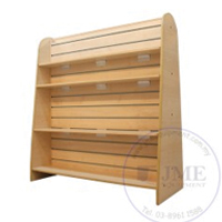 Wooden Deco Rack