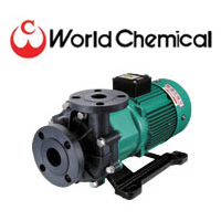 World Chemical Sealless Magnetic Drive Pump