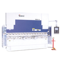 YAWEI CNC Press Brake Machine -PBH Series