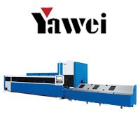 Yawei Fiber Laser Cutting Machine