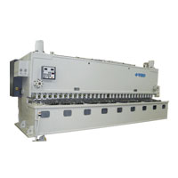 YSD NC Shearing Machine