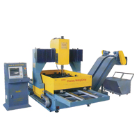 ZHENG XIANG CNC Drilling Machine